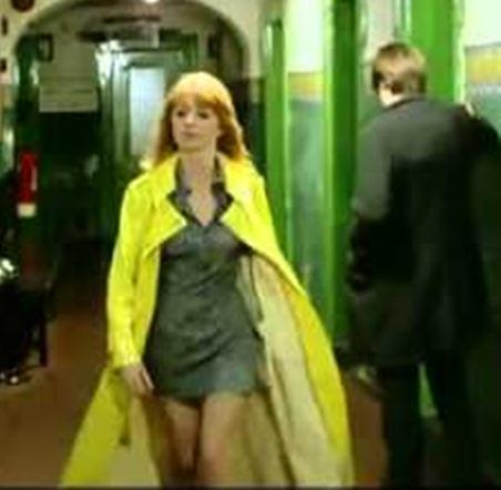 jane asher yellow coat